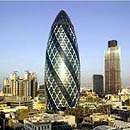 Londra'nın Simge Binası: Swiss Re Tower