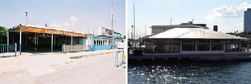 Tarihi Iskeleler Hayat Buluyor