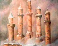 Bitliste Be� Minare T�rk�s� Hikayesi-S�zleri