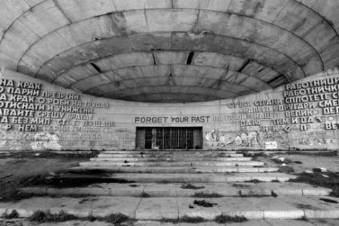 Bulgaristan da komünist dönemden kalma unutulmuş anıtlar