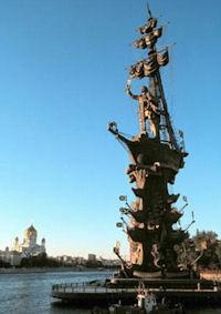 Ne kadar demokrasi o kadar heykel!